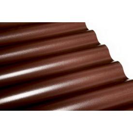 Лист Salux W коричневий хвиля 2х0,9 м