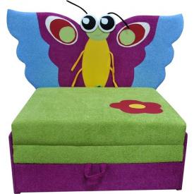 Детский диванчик малютка Ribeka Бабочка (24M01)