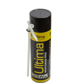 ULTIMA Поліуретанова монтажна піна (ручні) 500 ml ПТ-9633