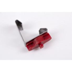 Пластина з кліпсою на магніті для ніжки Scilm для алюмінієвого і пластикового цоколя