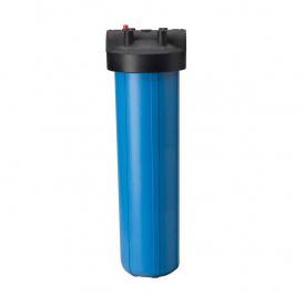 Фильтр Ecosoft Big Blue 20 с обезжелезивающим картриджем