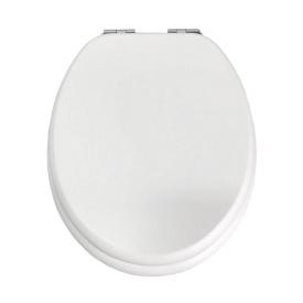 Don Grandes сидіння тверде slow-closing колір білий VOLLE 13-33-332