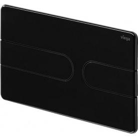 Панель смыва для унитазов Viega PREVISTA Visign for Style 23 насыщенный черный 773175