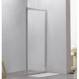 Боковая стенка 80x195 см для комплектации с дверьми 599-150 h EGER 599-150-80W(h)