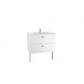 VICTORIA шкафчик с умывальником 100см белый Roca A855851806