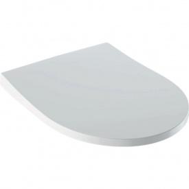Сиденье для унитаза Geberit iCon Slim антибактериальное с функцией плавного опускания 574950000