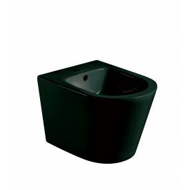 Биде VOLLE NEMO BLACK 51,5x36x34,5см подвесное матовое 13-17-036 Black