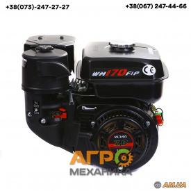 Двигатель WEIMA WM170F-L(R) NEW (редуктор)