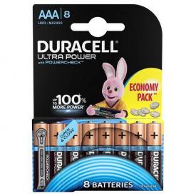 Батарейки DURACELL LR03 MN2400 упаковка по 8 шт
