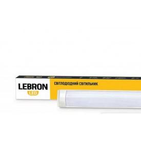 LED светильник LEBRON L-Т8-LP 36W 1200 мм 6200K 2700Lm угол 140°