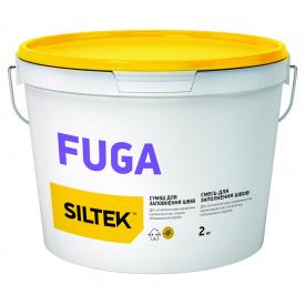 Siltek Fuga Суміш для заповнення швів, колір кремовий (2 кг)