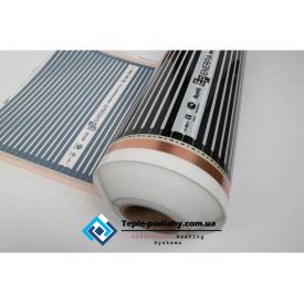 Специальная анти искрящаяся сетка на основе серебра Enerpia 0,5х2,25 м (Инфракрасная плёнка)