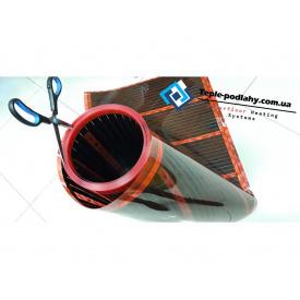 Нагревательная плёнка RexvaXT-308PTC - саморегулирующая пленка под ламинат или ковролин, размером 0.80 х 3