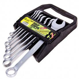 Набір ключів рожково-накидних 8 шт Alloid НК-2005-08М