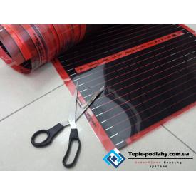 Инфракрасная нагревательная плёнка Rexva PTC XT-305 0.50х2 (Корея) Эффект саморегулирования