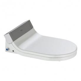 SENSO WASH сиденье для унитаза с душем SensoWash Happy D 2 со скрытым подключением 370 x 515 с ПДУ DURAVIT 610300002000300