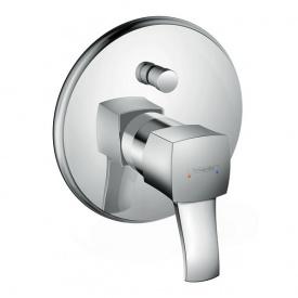 Metropol Classic Смеситель для ванны однорычажный с рычаговой рукояткой СМ HANSGROHE 31345000