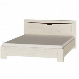 Кровать Либерти Эверест 140х200 см Дуб крафт белый