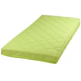 Матрас детский Руно для кроватки Зима-Лето салатовый 60x120 см