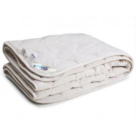 Одеяло детское шерстяное Руно зимнее белое 140x105 см