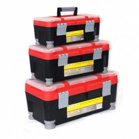 Набір ящиків для інструментів Forte 3-1420 М3 3 шт