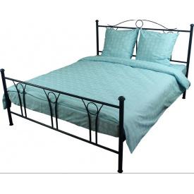 Комплект постельного белья Руно бязь Голубой полуторный