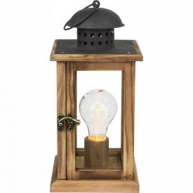 Настільна декоративна лампа Globo FANAL 28189
