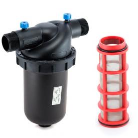 Фильтр Presto-PS сетчатый 1 1/4 дюйма для капельного полива (1740-ST-120)