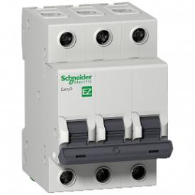 Автоматичний вимикач EASY 9 3П 20А З 4,5 кА 400В S