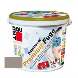 Смесь для заполнения швов Baumit PremiumFuge cement grey CG2 эластичная 20 кг