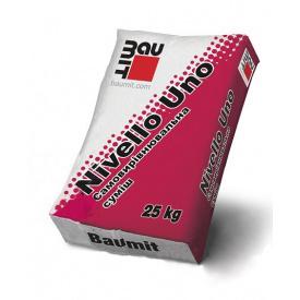 Самовыравнивающийся смесь Baumit Nivello Uno 2-20 мм