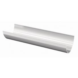 Жолоб Verat Техноніколь 125/82 мм білий