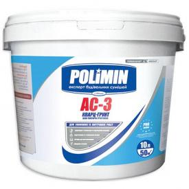 Краска грунтующая Polimin АС-3 10 л