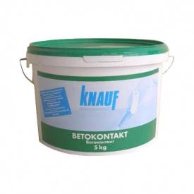 Грунтовка Knauf Бетонконтакт 5 кг