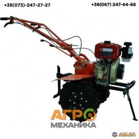 Мотоблок Зубр HT-105 DIFF (XA31) 10' колеса