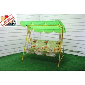 Качель садовая Софи нерозкладна без москитной сетки 1800x1160x1800 мм