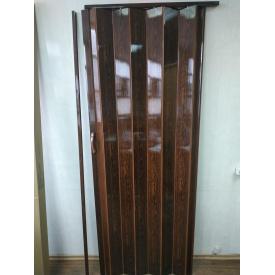 Двери гармошка глухая 810 х 2030 Махонь №13