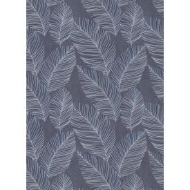 Виниловые обои на флизелиновой основе Erismann Paradisio 2 10125-08 Синий