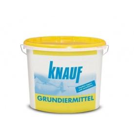 Грунт-концентрат для газоблоку KNAUF Grundirmittel 1:5 10кг