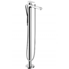Metris Смеситель для ванны напольный HANSGROHE 31471000