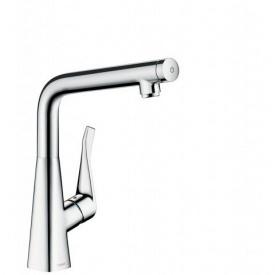 Metris Select 260 Смеситель для кухни однорычажный HANSGROHE 14847000