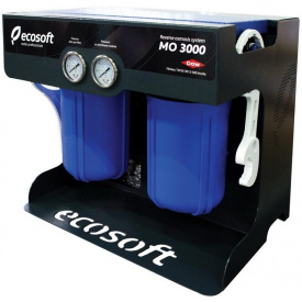 Обратный осмос Ecosoft ROBUST 3000 150 л ч 2x3012-500 диафрагменные 250 Вт ROBUST3000