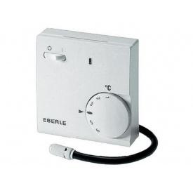 Механический терморегулятор Eberle Fre 525 31 с выносным датчиком