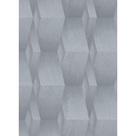 Виниловые обои на флизелиновой основе Erismann Fashion for Walls 106 12036-10 Серый