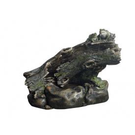 Фонтан декоративный Engard Лягушки на коряге 68х43х50 см