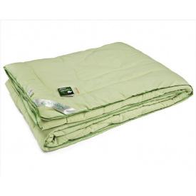 Одеяло бамбуковое Руно полуторное салатовое 140x205 см