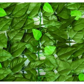 Декоративное зеленое покрытие Engard Молодая листва 100x300 см