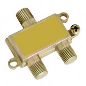 Разветвитель-сплиттер ТВ сигнала на 2 отводы