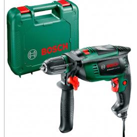 Дрель ударная Bosch UniversalImpact 800 в чемодане