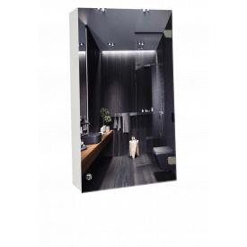 Шкаф-зеркало 40x63x12см ШК823